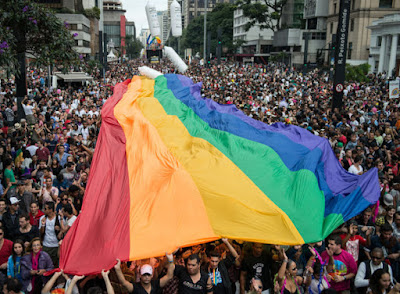 Διεθνής Ημέρα Ομοφυλοφιλικής Υπερηφάνειας