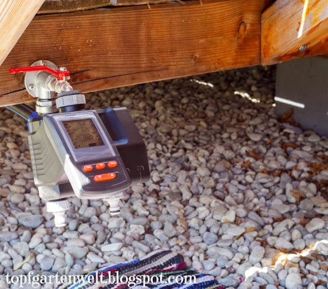 Bewässerungscomputer von Gardena | MultiControlDuo - Gartenblog Topfgartenwelt