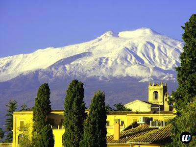Mount Etna volcano, Catania | Sicily, Italy | wayamaya