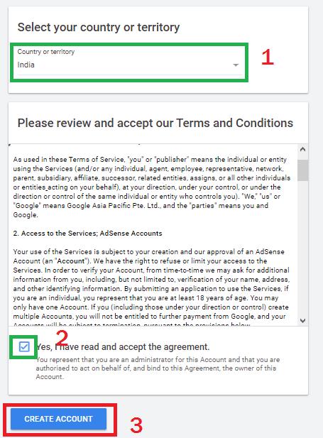 accept terms
