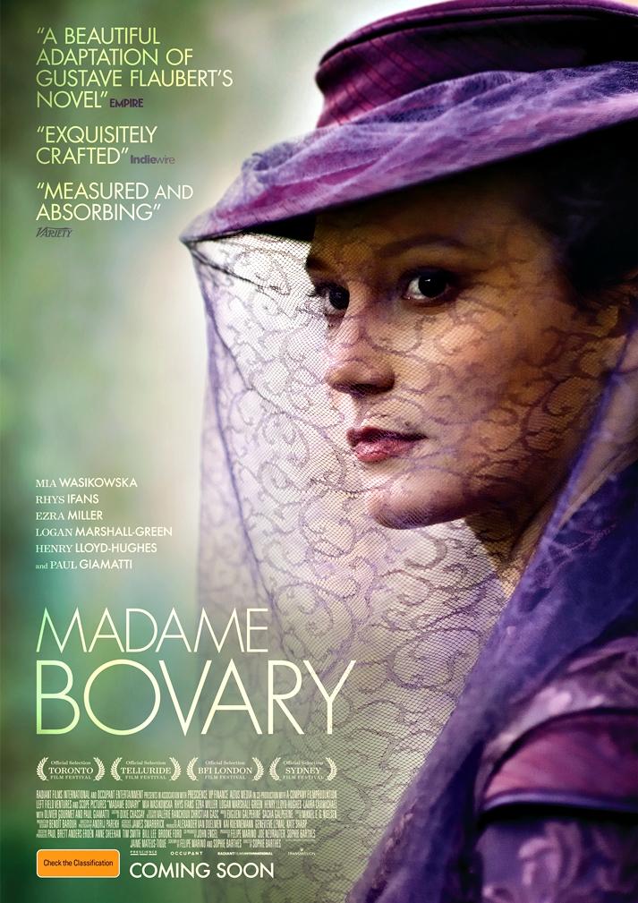 Póster: Madame Bovary