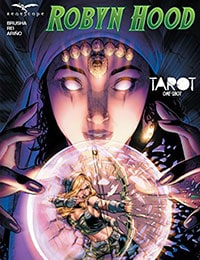 Robyn Hood: Tarot Comic