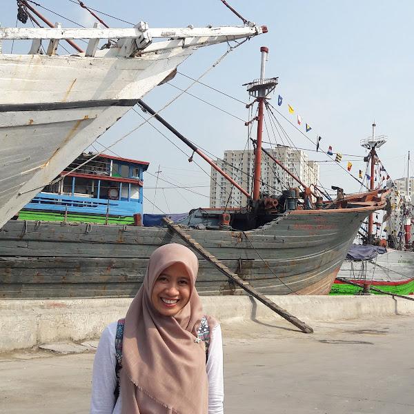 Pelabuhan Sunda Kelapa dan Kenangan Masa Kecilku