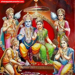 Happy Ram navami wallpaper Download