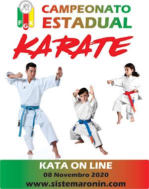 Campeonato Gaúcho de Karate On-Line