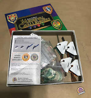 Medieval Challengers Full Prototype Unpacking by ITD Games