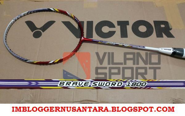 Daftar Harga Dan Type Raket Badminton Merk Victor