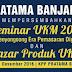 Seminar UKM 2016 Bersama Hipmikindo Banjarmasin