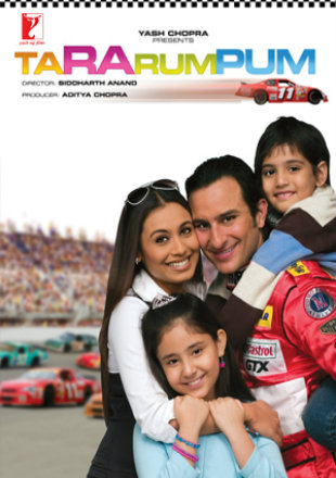 Ta Ra Rum Pum 2007 Full Hindi Movie Download
