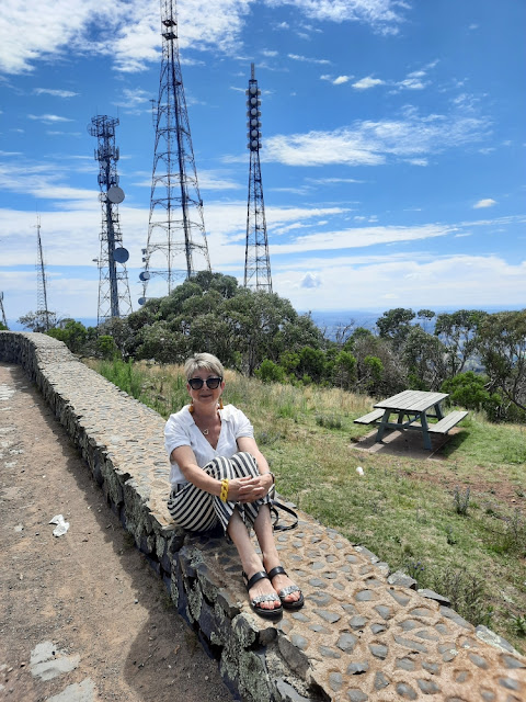 ON THE TOP OF MOUNT CANOBOLAS