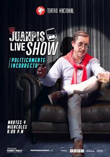 Juanpis Políticamente incorrecto | Teatro Fanny Mikey