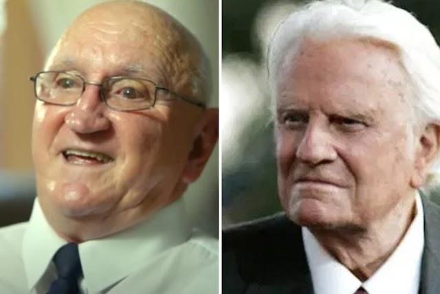 Homem que planejava matar Billy Graham se entregou a Jesus ao ouvir pregação