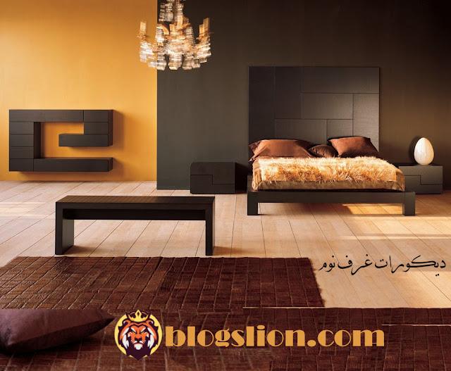 غرفة نوم لشخصين