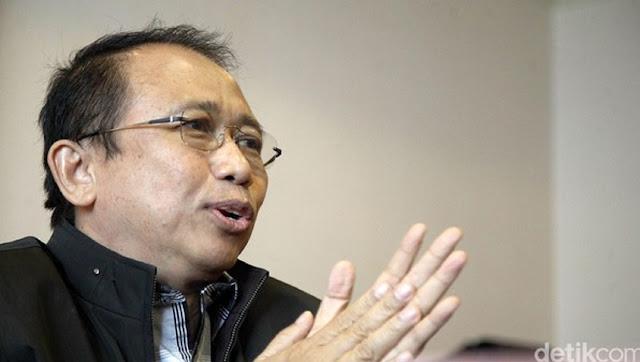 Cerita Marzuki Alie Ditawari Ponsel oleh Orang Ngaku Diperintah Jokowi