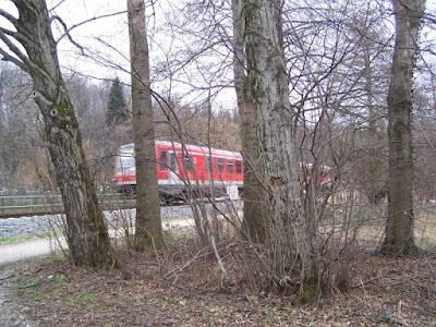 Traunstein Südostbayernbahn Kaserne