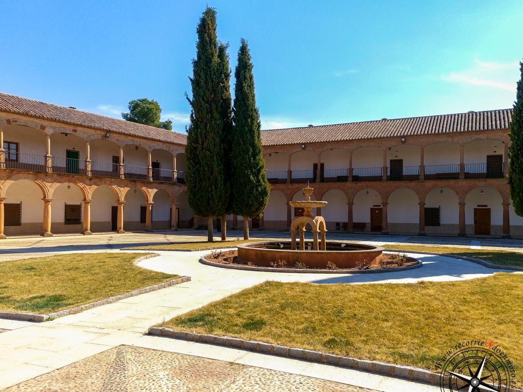 Ermita Virgen de la Antigua, Villanueva de los Infantes