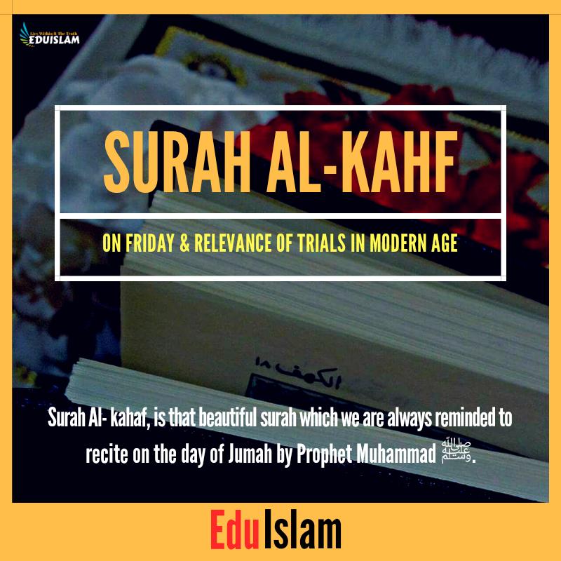 Importance of Surah al-kahaf on friday