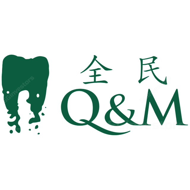 Q & M DENTAL GROUP (S) LIMITED (QC7.SI) @ SG investors.io