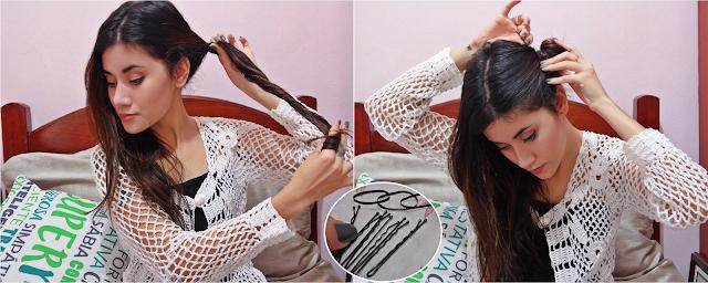 Como cachear os cabelos sem chapinha