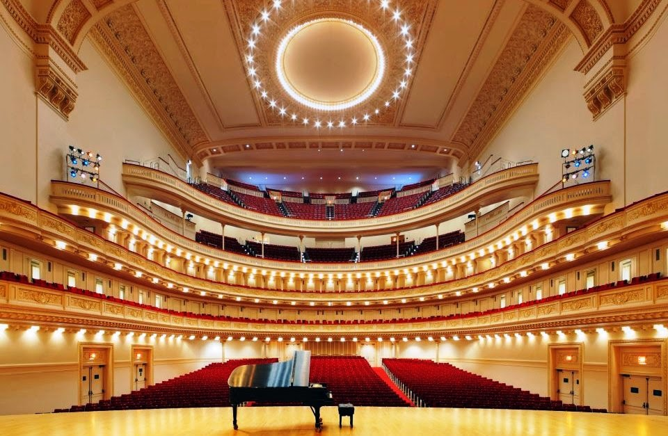 Carnegie Hall em Nova York