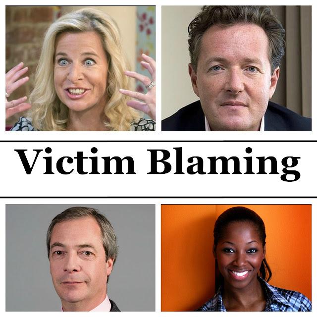 Controversy Corner - Victim Blaming