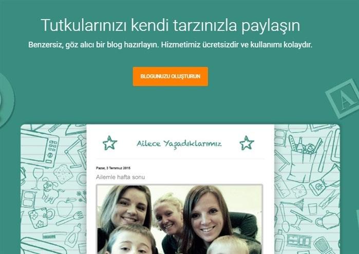Blogger  ücretsiz blogdan para kazanılır mı