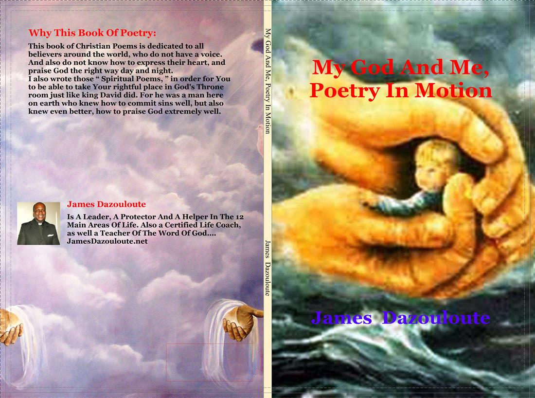BOOK - My God And Me... Poetry In Motion