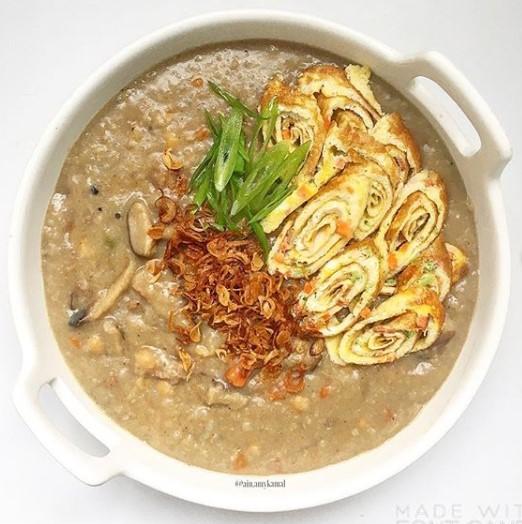 Bubur Lambuk, Kuliner Khas Malaysia