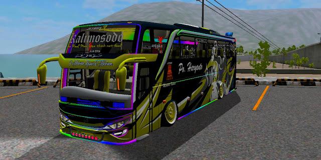 Download Mod Bussid Bus Ceper Terbaru 2021
