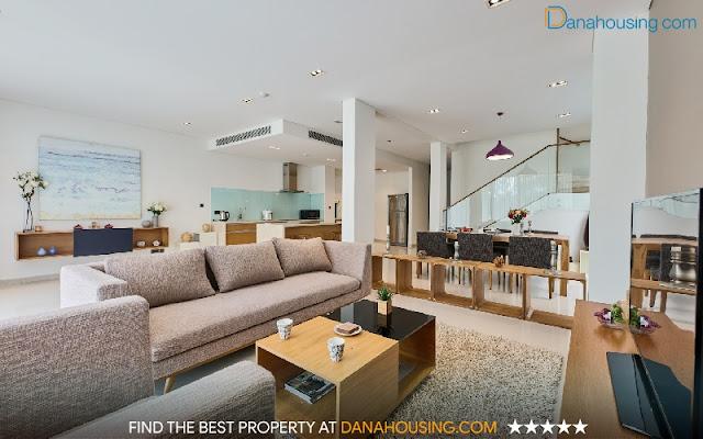 Villa for rent in da nang, The point villa da nang