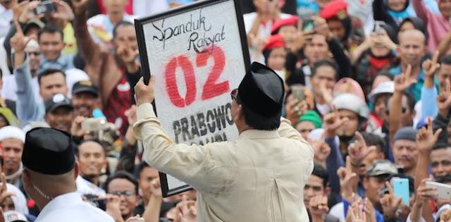 Pembakaran Bendera PDIP Bisa Dihindari Andai Prabowo Bisa Kendalikan Pendukungnya