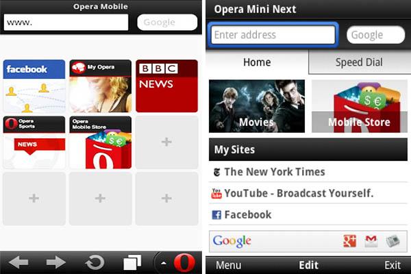 My Ultimate N73: The Best Internet Browser - Opera Mini Next
