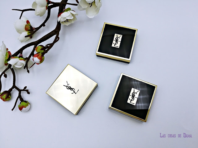 YSL Beauté Satin Sequin Crush beauty makeup belleza lujo maquillaje ojos