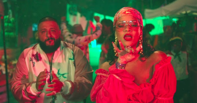 DJ Khaled Premieres 'Wild Thoughts' Video ft. Rihanna & Bryson Tiller