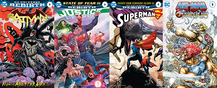 DC Comics   Weekly Comic Book Release List For 10/05/16   TrailerHeroes