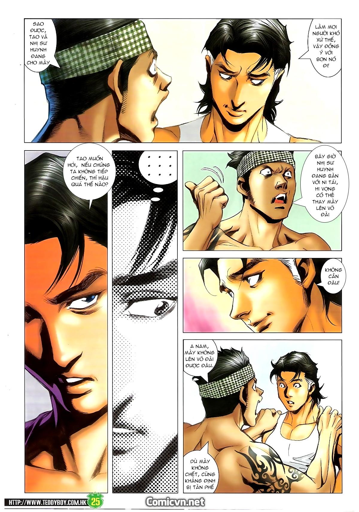 Người Trong Giang Hồ - Chapter 1395: Phiên bản Đại Phi - Pic 21