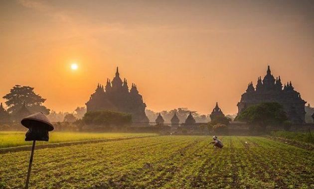 destinasi wisata Candi Plaosan, Bugisan, Prambanan, Klaten, Jawa Tengah