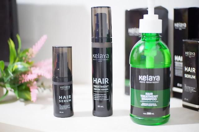 kelaya perawatan rambut rontok