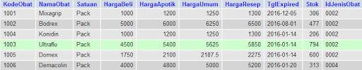 Export Data Ke Excel VB6