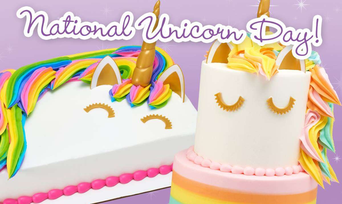 National Unicorn Day Wishes Pics