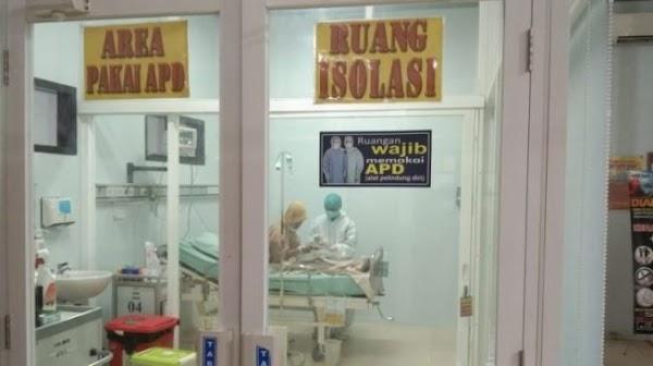 Warga Kediri Diduga Terjangkit Virus Corona, Baru Pulang dari Korea Selatan