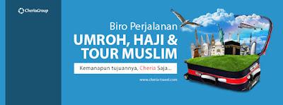 Biro Perjalanan Haji dan Umroh Sekaligus Tour Wisata Muslim