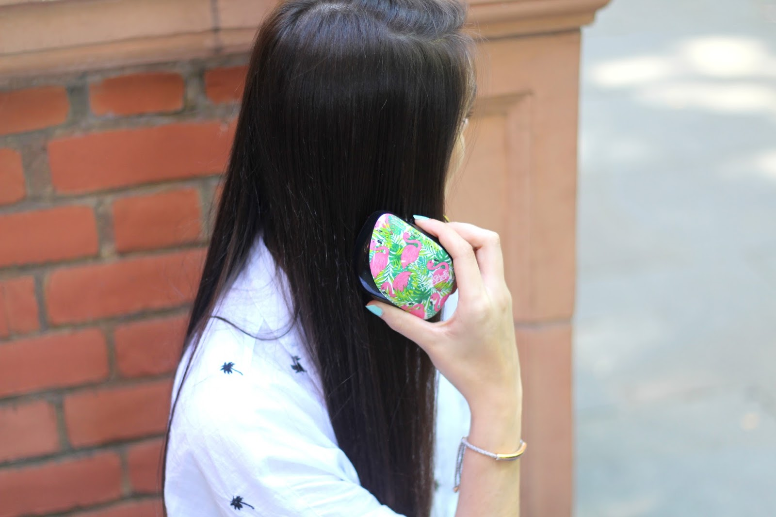 tangle teezer x skinny dip peexo beauty blog