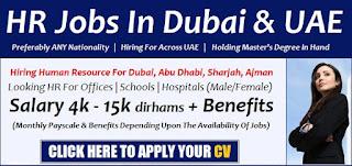 Requirement HR Officer Jobs Vacancy German Rent a Car Location Dubai