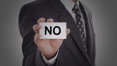 """قول """"لا"""""""