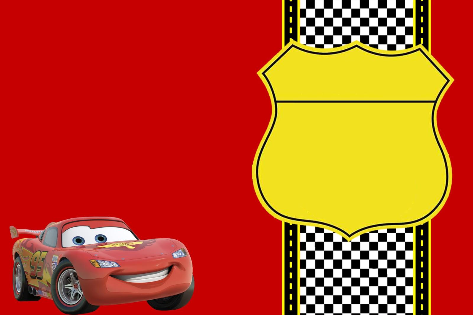 Carros da Disney | Montando minha festa