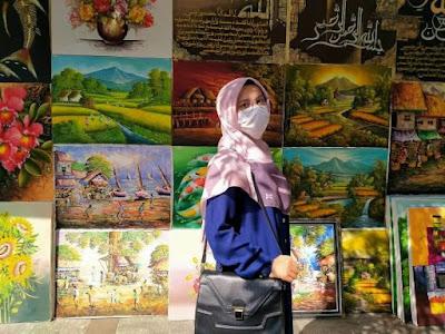 pejual lukisan braga