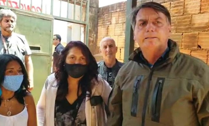 "Bolsonaro critica ""superpoderes"" dados a estados e municípios pelo STF e chama Doria de ""patife"""
