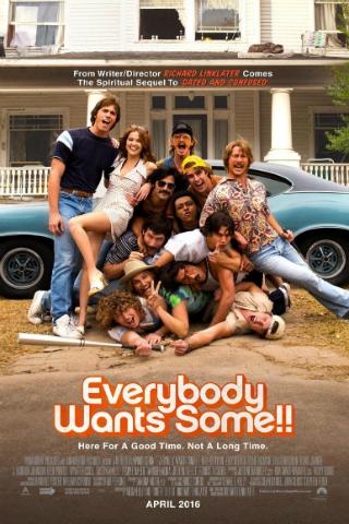 Everybody Wants Some!!  [2016] [DVDR] [NTSC] [Latino]