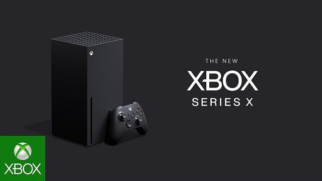 Xbox Series X/Reprodução